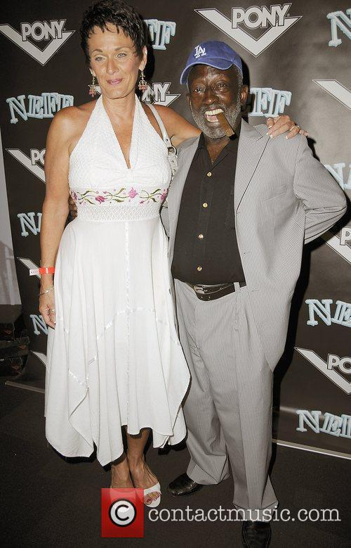 Garrett Morris Right (original Cast Saturday Night Live) and Espy Awards 9