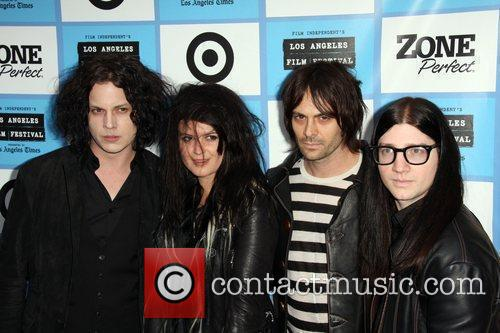 Jack White, Band The Dead Weather and Mann Village Theater 3
