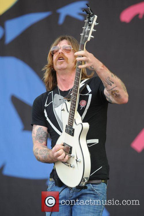 Eagles Of Death Metal and Glastonbury Festival
