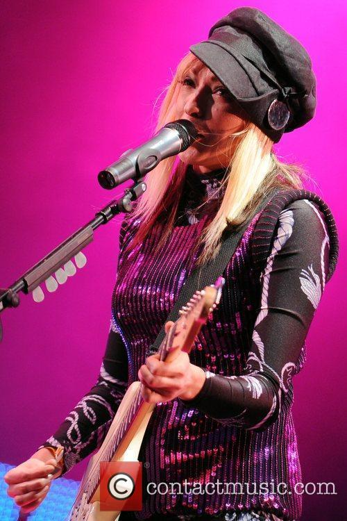 The Ting Tings, Glastonbury Festival and Glastonbury
