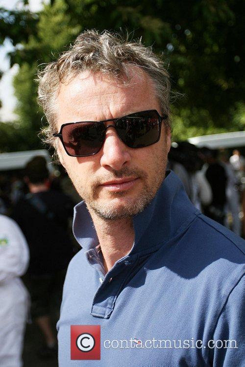 Eddie Irvine and Goodwood Festival Of Speed