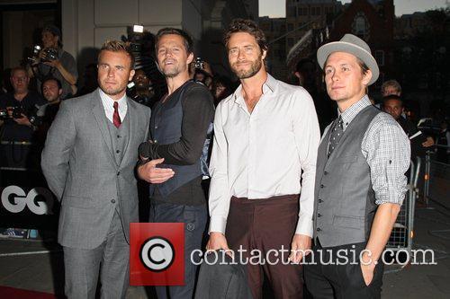 Gary Barlow, Jason Orange, Howard Donald and Mark Owen 3