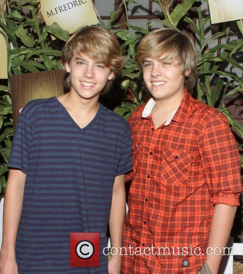 Dylan Sprouse and Cole Sprouse 3