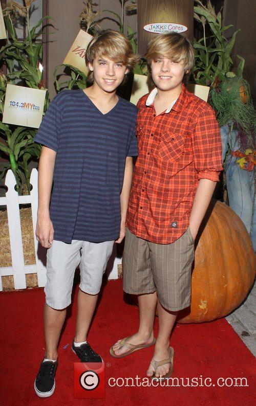 Dylan Sprouse and Cole Sprouse 2