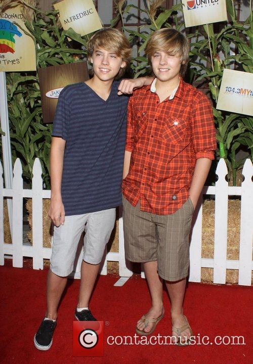 Dylan Sprouse and Cole Sprouse