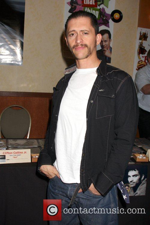 Clifton Collins Jr. and Clifton Collins Jr