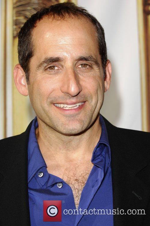Peter Jacobson, Cbs and Joan Rivers