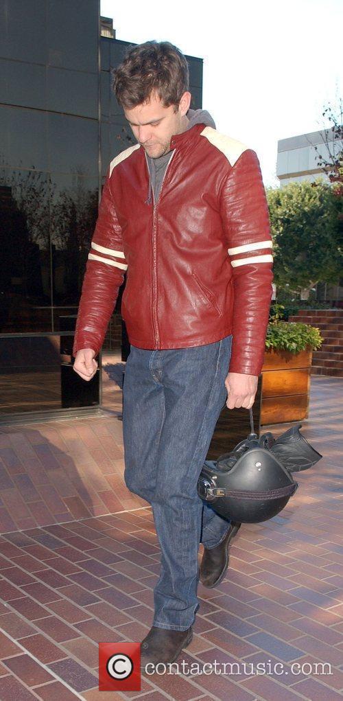 Actor Joshua Jackson and Joshua Jackson 2