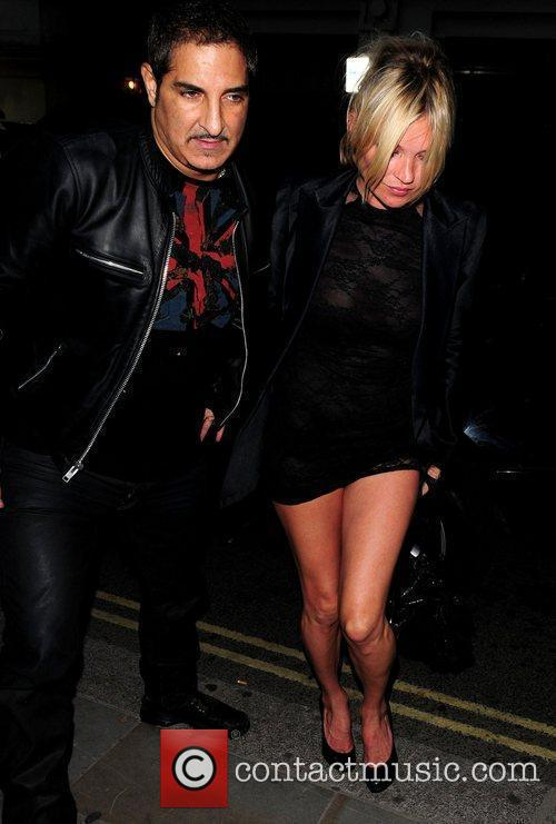 Kate Moss and James Brown 4