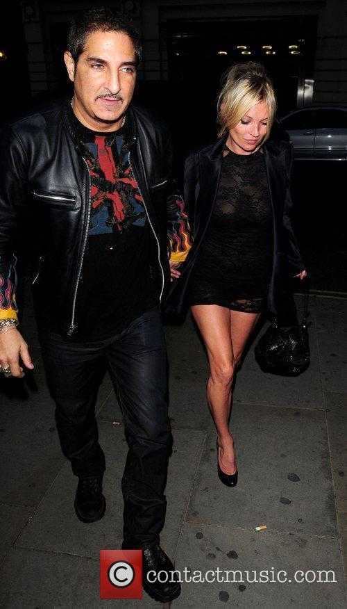 Kate Moss and James Brown 9