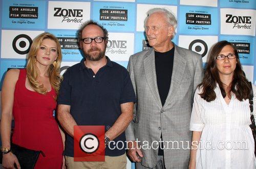 Katheryn Winnick, Paul Giamatti and Los Angeles Film Festival