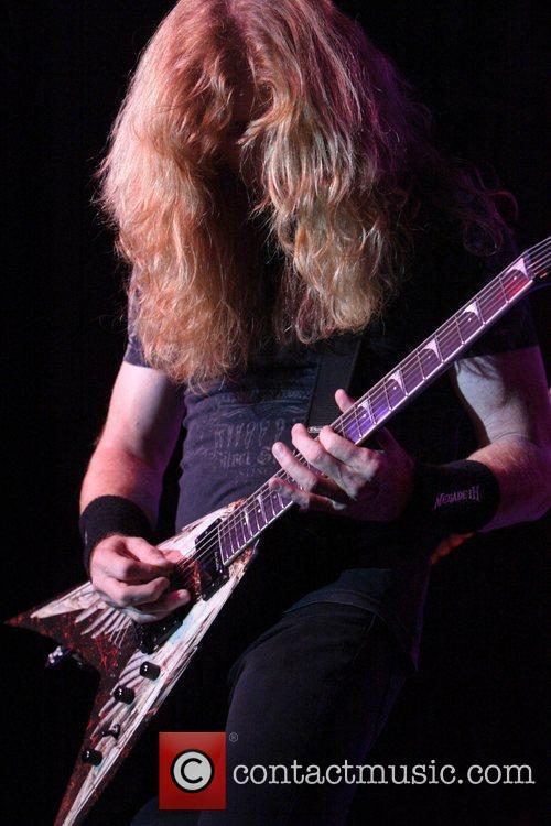 Dave Mustaine 5