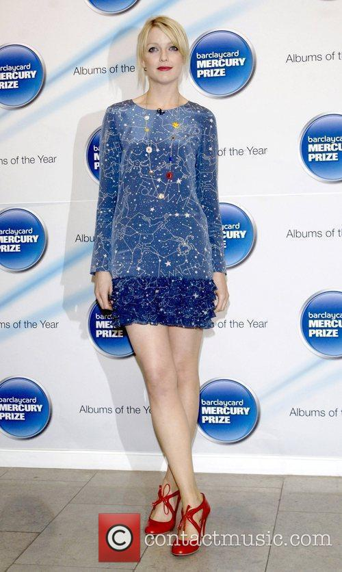 Lauren Laverne and Barclaycard Mercury Prize