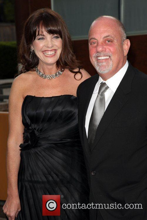 Billy Joel and Girlfriend Deborah Dampiere