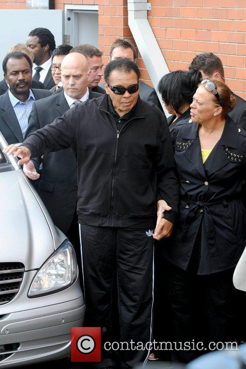 Muhammad Ali and Yolanda Williams 2