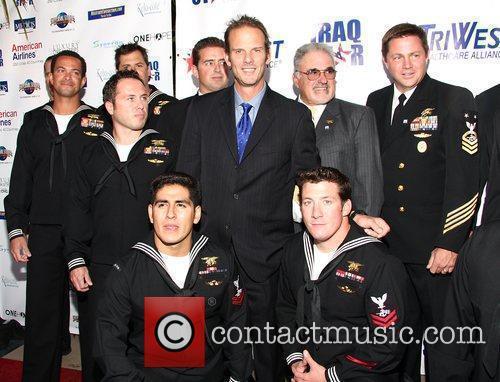 Peter Berg and Navy Seals