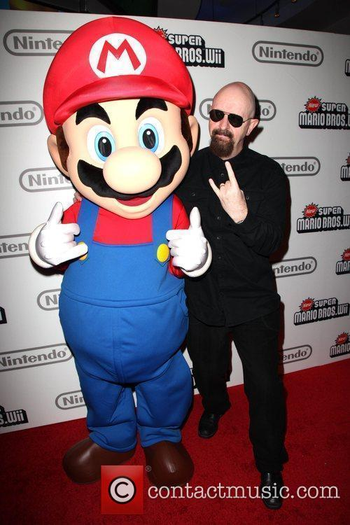 Mario and Judas Priest