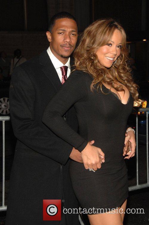 Nick Cannon and Mariah Carey 8
