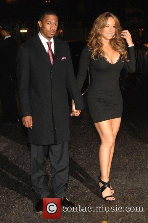 Nick Cannon and Mariah Carey 2