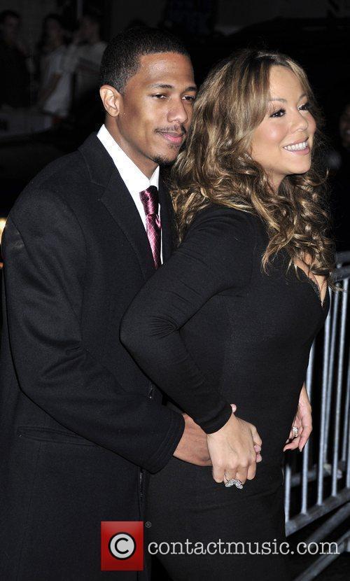 Nick Cannon and Mariah Carey 1