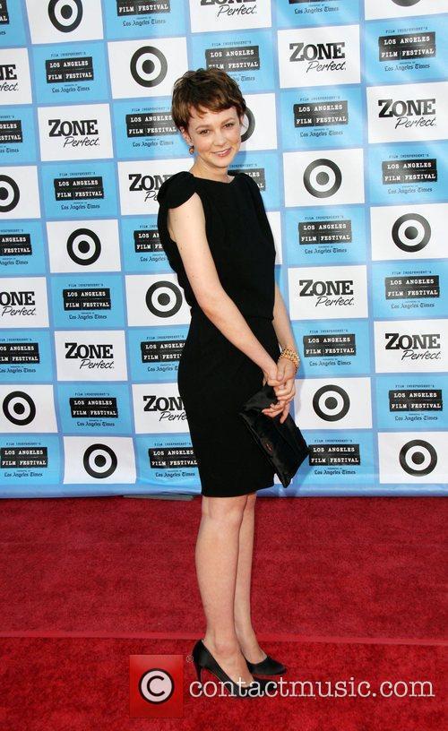 Carey Mulligan and Los Angeles Film Festival