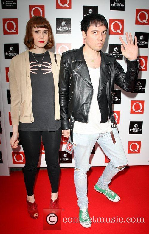 Kate Nash and Ryan Jarman
