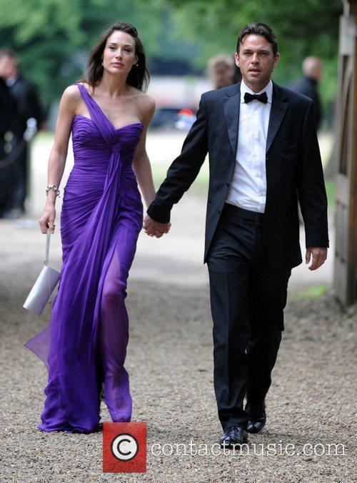 Claire Forlani and Dougray Scott 1