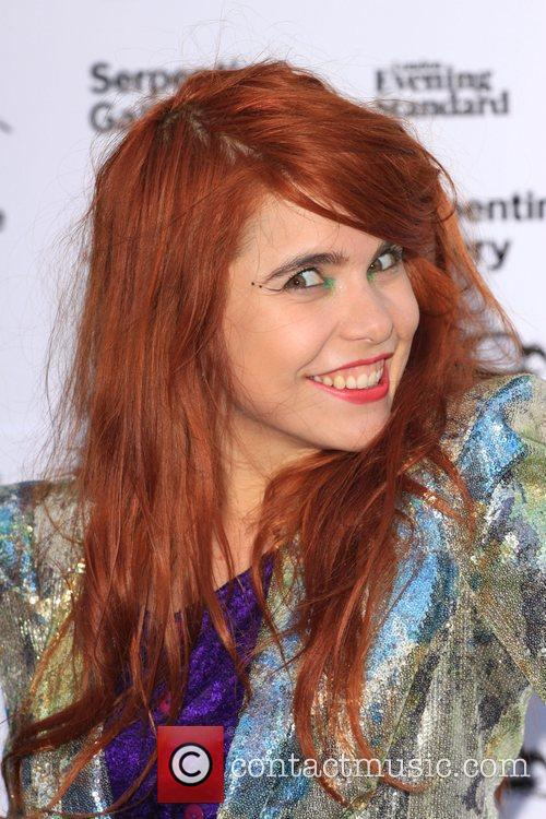 Paloma Faith and Serpentine Gallery
