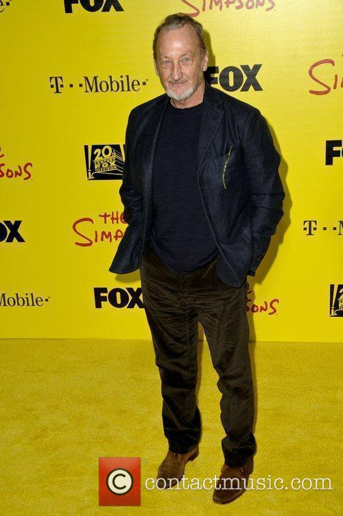 Robert Englund and The Simpsons 3