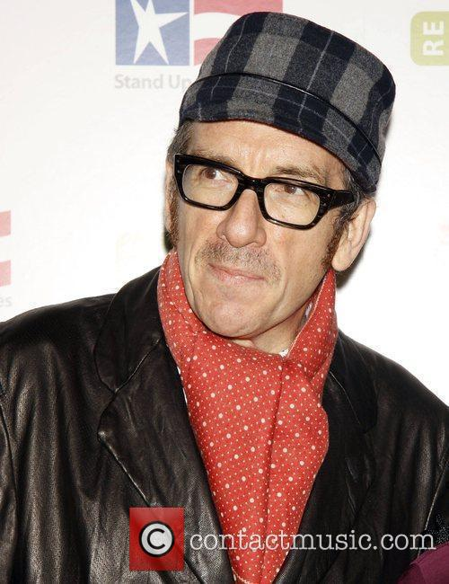 Elvis Costello and Bob Woodruff 1
