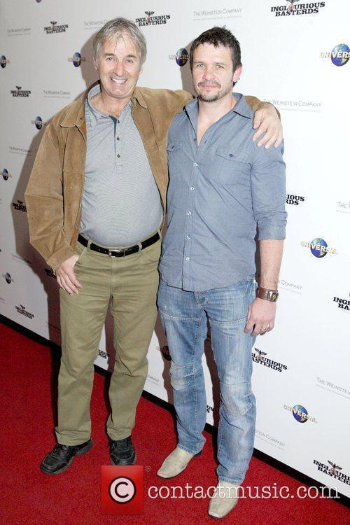 John Jarratt and Matt Nable