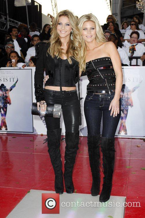 Julianne Hough and Her Sister Marabeth Hough