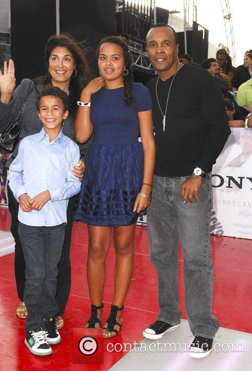 Sugar Ray Leonard and Family 9