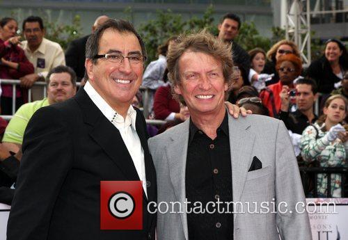 Kenny Ortega and Nigel Lythgoe