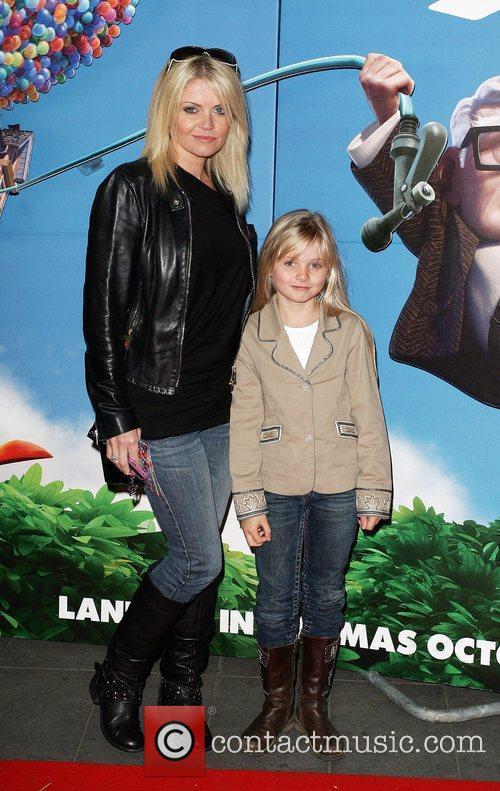 Danniella Westbrook and Pixar