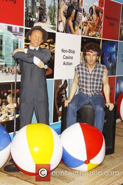 Frank Sinatra and Bruce Springsteen 4
