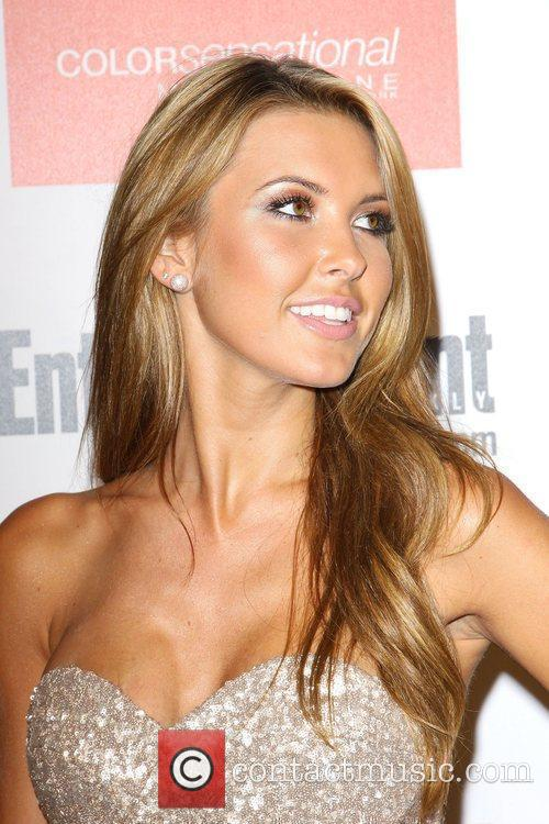 Audrina Patridge and Entertainment Weekly