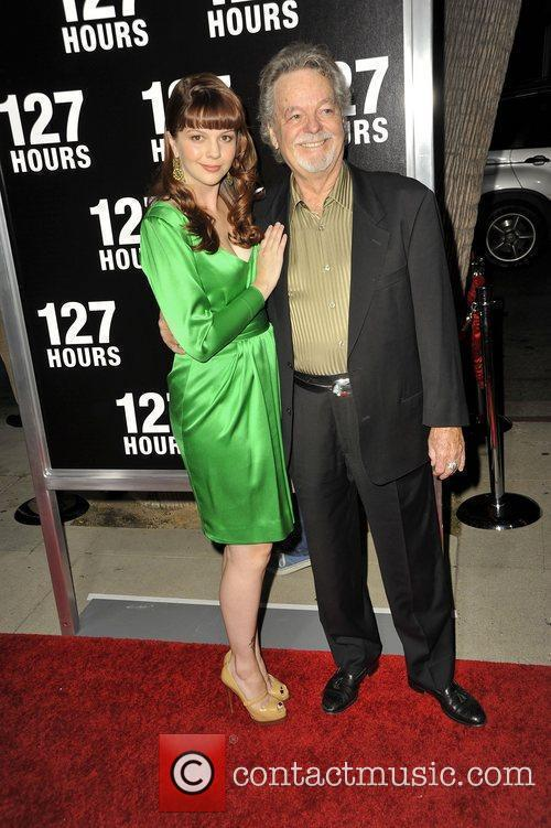 Amber Tamblyn, Russ Tamblyn and Samuel Goldwyn