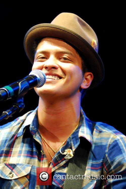 Bruno Mars and Chicago