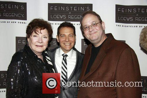 Polly Bergen and Michael Feinstein 5