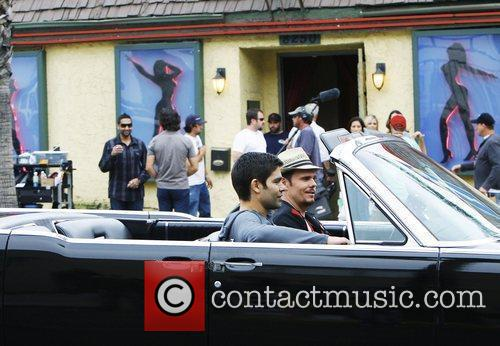 Adrian Grenier and Kevin Dillon 1