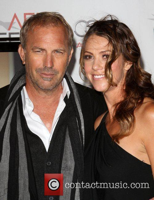 Kevin Costner, Afi, Christine Baumgartner and The Company