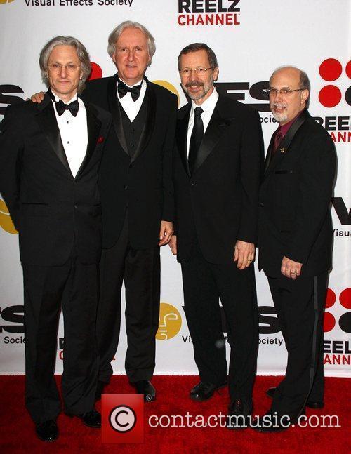 James Cameron, Pixar and Walt Disney