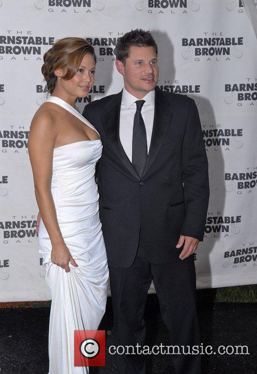 Vanessa Minnillo and Nick Lachey