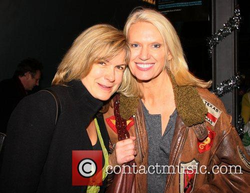 Penny Smith and Anneka Rice 1
