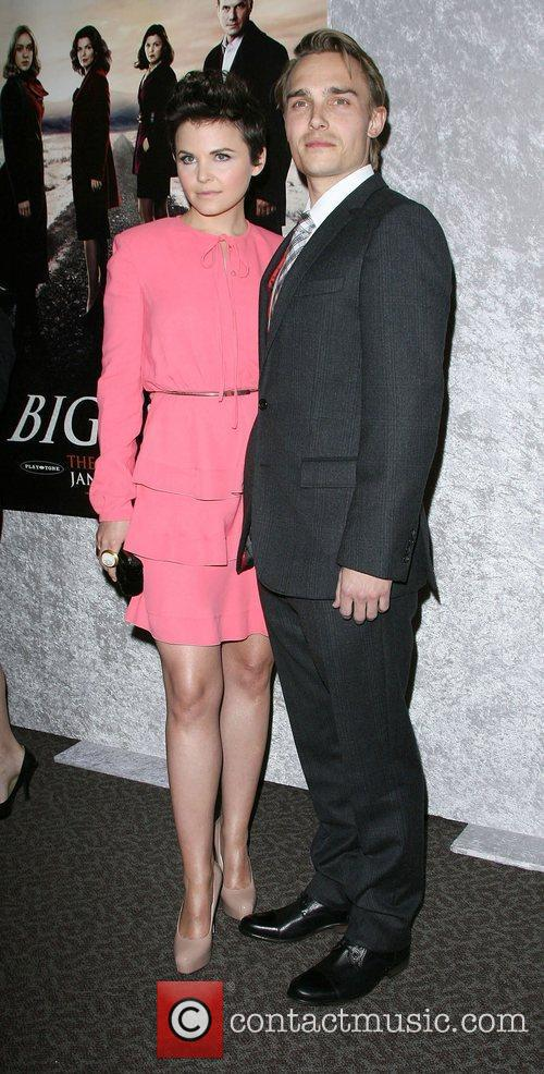 Ginnifer Goodwin and Hbo 9