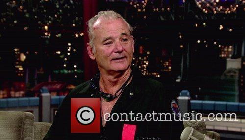 Ghostbusters, Cbs and David Letterman