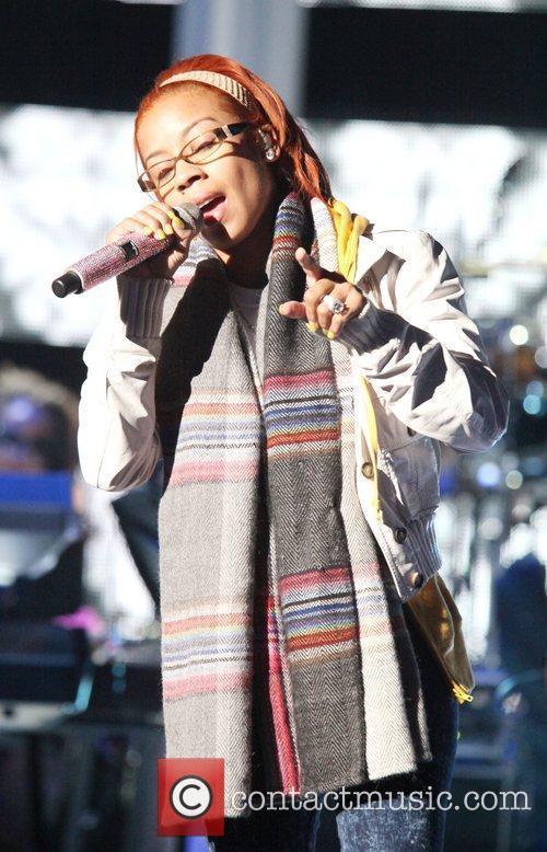 Keyshia Cole and The Bronx 7