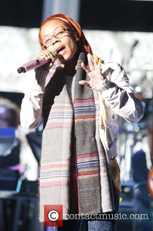 Keyshia Cole and The Bronx 10