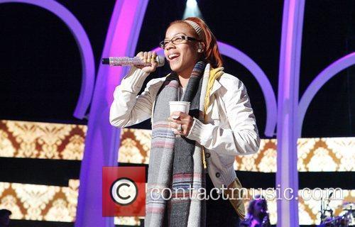 Keyshia Cole and The Bronx 9